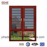Французский тип алюминиевое Windows и двери круглое стеклянное Windows