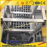 Utilisation en aluminium de profils de tube pour l'extrusion en aluminium industrielle de réverbère