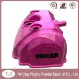 Heißer Verkaufs-hohe Glanz-Rosa-Elektrospray-Puder-Beschichtung