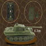 Capsule van het Stuk speelgoed van de tank de Plastic voor Automaten