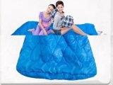 特別な熱くする屋外のキャンプの子分2人の二重寝袋
