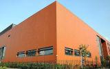 Ayuna el almacén prefabricado construido de la estructura de acero