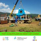 수력 전기 발전기 500kw EPC 프로젝트