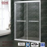 Pièce jointe moderne de pièce de douche avec la glace claire fabriquée en Chine