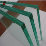 Vetro libero della radura di spessore di vetro modellato 1-19mm del galleggiante con Ce