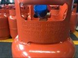 El refrigerante R404A ALCANZAR EN13322 Refillabel cilindro de acero con Qf-13 de la válvula de Y.