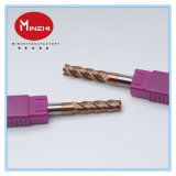4 Flutes Carbide End Milling Cutter