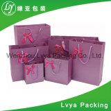 卸売は印刷されたギフトの紙袋をカスタム設計する