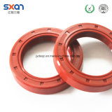 Silicone Seal Boxing rings Rubber Shaft Oil Seal with Spring