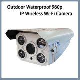 Câmera Wi-Fi sem fio impermeável ao ar livre do IP 960p