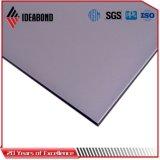 El panel de pared exterior de alta resistencia del polietileno ACP de Ideabond 4m m