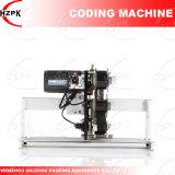 Impresora continua de la máquina de la codificación de la cinta