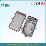 Коробка миниого оптического волокна FTTH терминальная