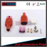 Промышленные высокотемпературной силиконовой резиновую пробку 250V