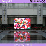 Affichage LED étanche à l'extérieur du fullcolor écran pour la publicité vidéo