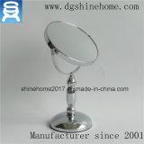 2-Side que giram o espelho elegante amigável do carrinho da tabela da mesa dos jogos dos acessórios do banheiro de Eco compo