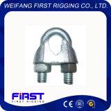 索具ハードウェアによって電流を通される可鍛性DIN 741ワイヤーロープクリップ