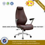 높은 뒤 현대 가죽 행정실 회의 의자 (HX-AC055C)