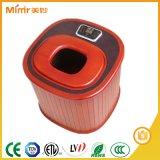 Massager di vibrazione fantastico del piede con il bacino Mh-02 del vapore del sudore di alta qualità