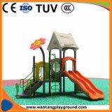 Les enfants de la station de jeu extérieur s'adapter à l'extérieur du parc de terrain de jeu (WK-A71211A)