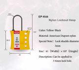 Fechamento magro de nylon do Hasp do grilhão da isolação nova da segurança