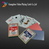 Meilleur qualité Black Core Paper Playing Cards for Casino
