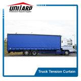 Tenda scorrevole durevole popolare del lato del coperchio del camion del PVC 26.5oz
