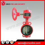 Soupape d'alarme de type levier de déluge pour le système de lutte contre l'incendie