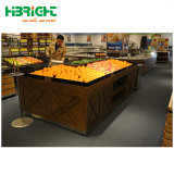 Stocker des fruits et légumes avec des caisses de rack