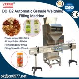 Grânulo de engarrafamento automáticos que pesam a máquina de enchimento para o feijão (DC-B2)