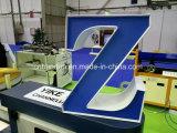 Canal CNC automática Carta Bender