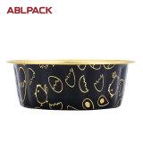 고품질 알루미늄 호일 둥근 처분할 수 있는 케이크 굽기 컵