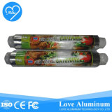Nourriture molle à l'emballage du papier aluminium Roll Sécurité OEM