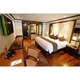 新しい中国様式の木の寝室の家具セット