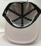 Sombrero promocional 100% del Snapback del algodón