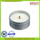 Garten-Gebrauch-hölzernes Ölerfilz-Zitronengras-duftende Kerzen ohne Antidumpingzoll