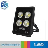 Outdoor 200W 150W Parking de l'éclairage à LED Projecteur à LED
