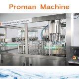 Máquina de enchimento de engarrafamento líquida da gravidade da água mineral do líquido 500ml do frasco do animal de estimação pelo preço de custo da fábrica