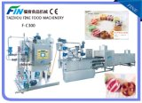 Volle automatische Süßigkeit, die Maschine für harte Süßigkeit, Streifen-Süßigkeit herstellt