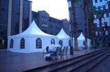 10X10 blancs pi faciles sautent vers le haut la tente de noce avec les murs latéraux