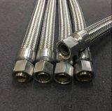 Boyau métallique tressé d'acier inoxydable