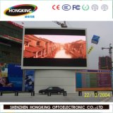 Напольный экран дисплея периметра СИД стадиона P10 для рекламировать использование