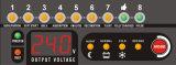 Ladegerät Soem-Entwurf24v 5A Selbstdes portable-8-Stage