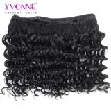 Tessuto allentato dei capelli umani dell'onda di estensione brasiliana dei capelli dei capelli di Yvonne