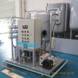 Séparateur d'huile végétale de l'environnement pour l'huile de transformateur de l'huile d'isolement
