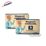 Chipkarte am meisten benutzt in der Finanztransport-Ausbildung