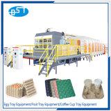 Papel usado que recicla la bandeja del huevo que hace la máquina (ET6000)