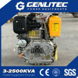 공기에 의하여 냉각되는 단 하나 실린더 디젤 엔진 6HP