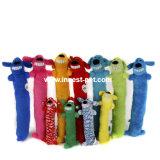 El arreglo para requisitos particulares del color embroma los juguetes rellenos felpa del perro de juguetes de la felpa del perrito de los regalos de cumpleaños