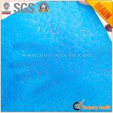 Bleu de ciel non-tissé du numéro 2 de papier d'emballage